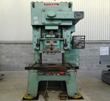 Press Machine 60 Ton (PUX-60-01)